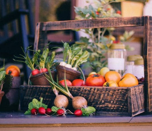 Les légumes par saison