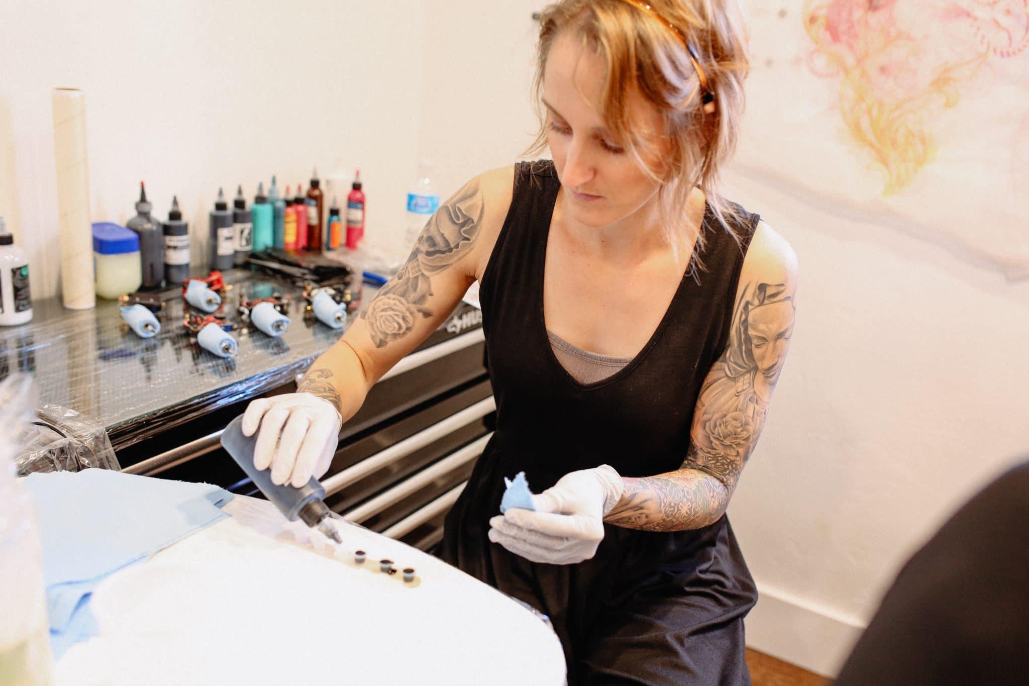 Bien choisir son tatoueur