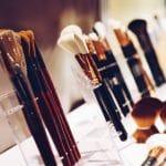 Les pinceaux: la base du maquillage