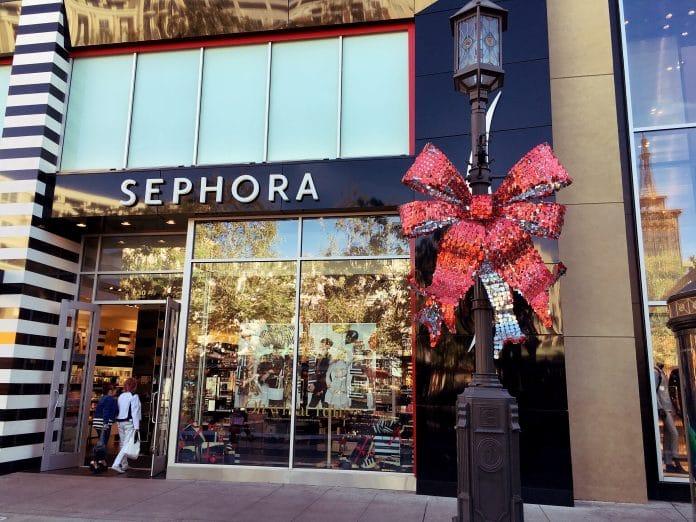 Le magasin Sephora : le temple des produits de beauté