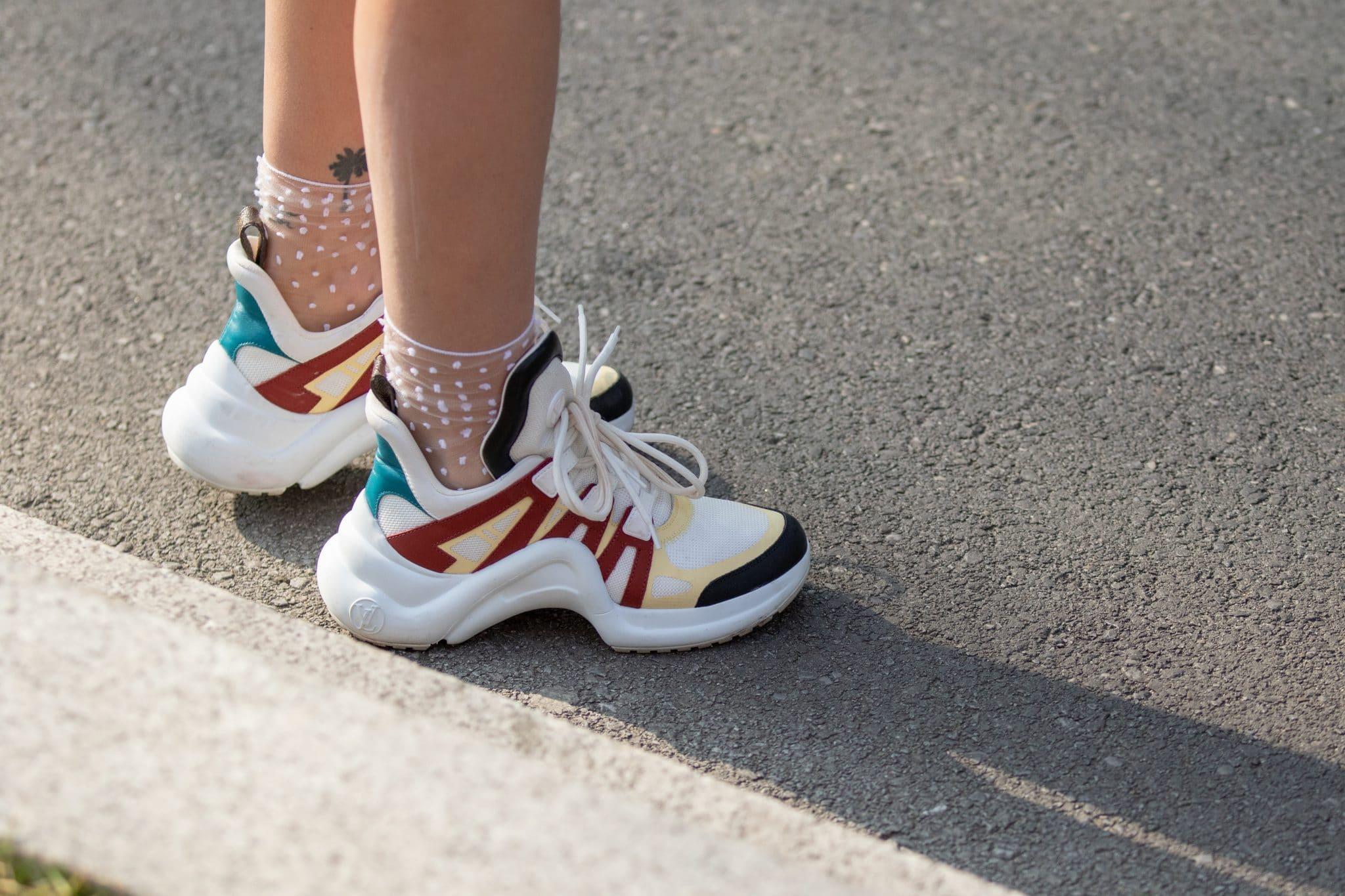Sneakers: pour la vie de tous les jours